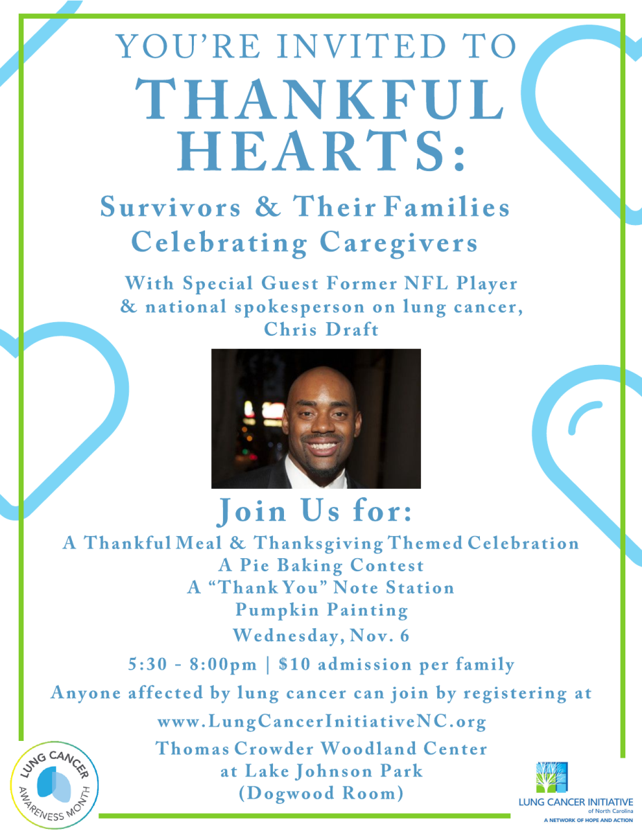 Thankful Hearts Flyer