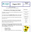 August 2015 Care A Gram