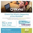 WorkBar Open House