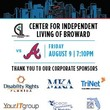 CILB Attends Miami Marlins Game and Thanks Sponsors