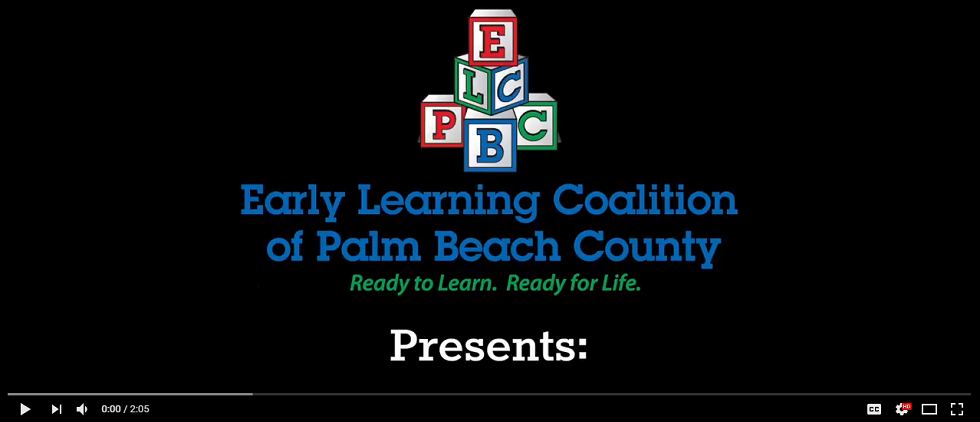 Home | Early Learning Coalition of Palm Beach County