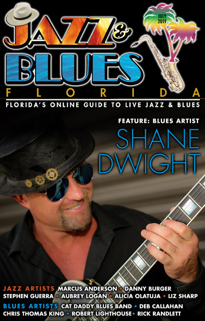 Jazz & Blues Florida June 2019 Issue