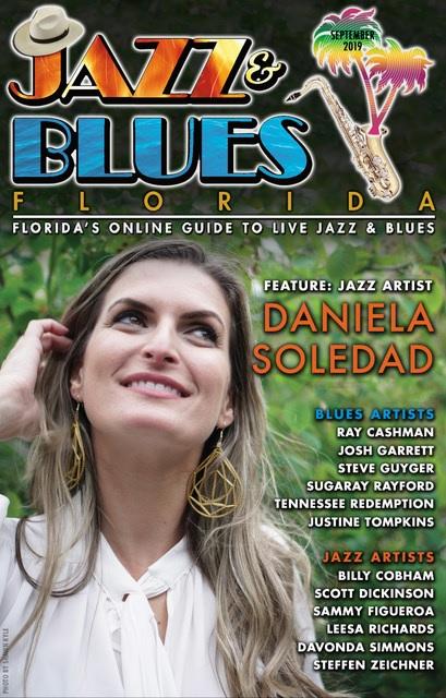 Jazz & Blues Florida September 2019 Issue