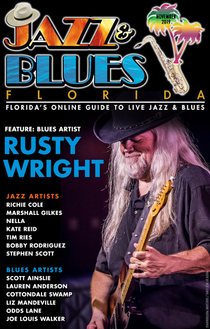 Jazz & Blues Florida November 2019 Issue
