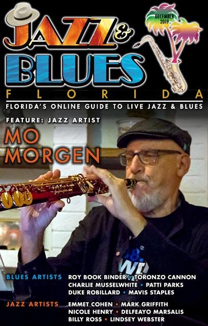 Jazz & Blues Florida December 2019 Issue