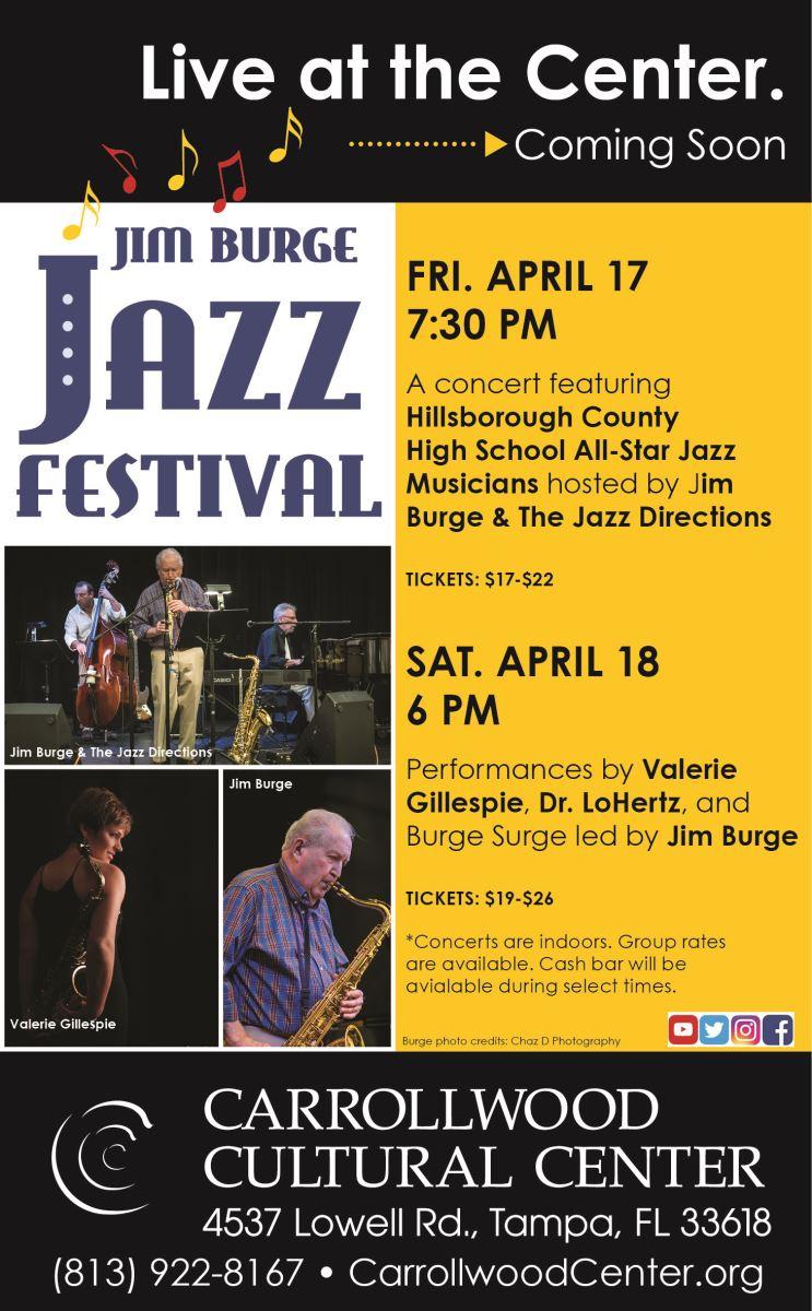 Jim Burge Jazz Fest