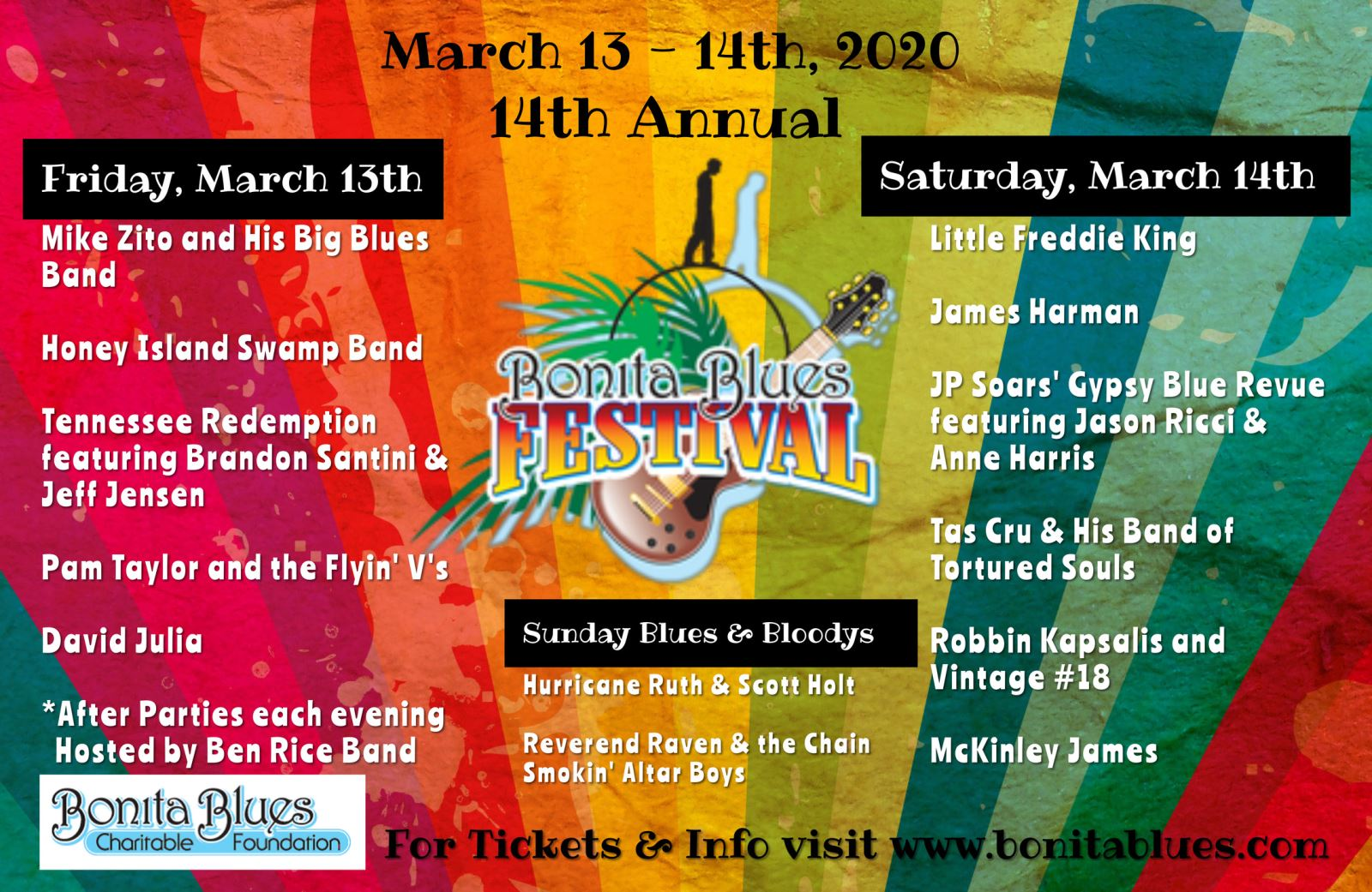 Bonita Blues Festival