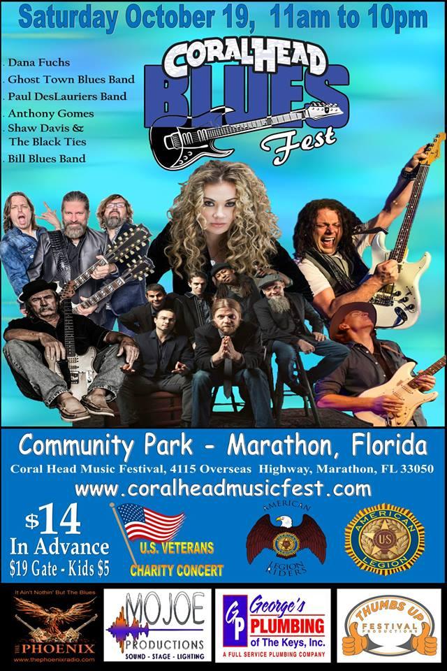 Coral Head Blues Fest