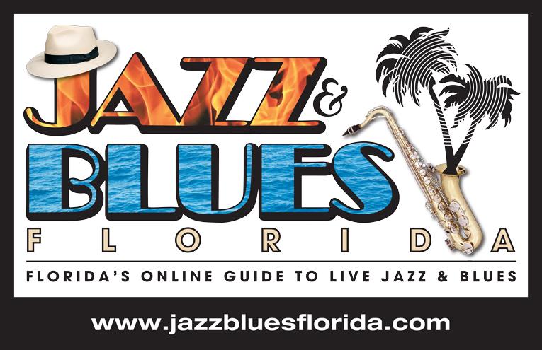 Jazz Blues Florida Logo