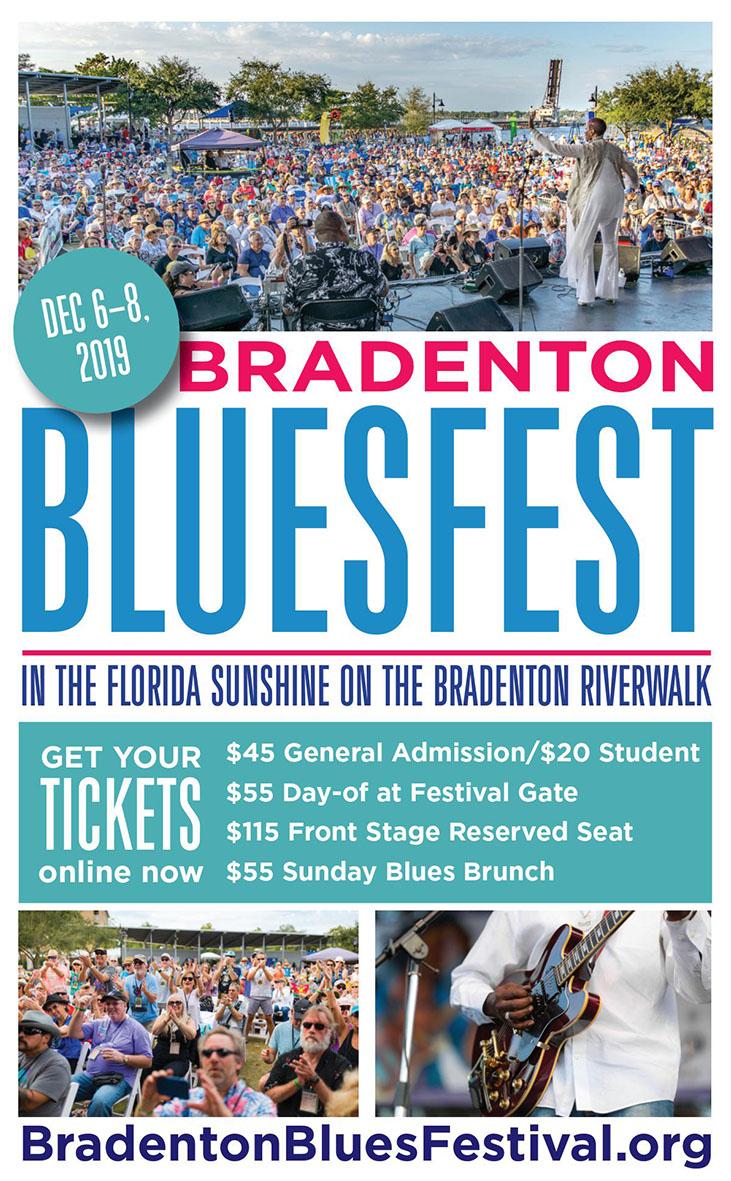 Bradenton Blues Fest 2019