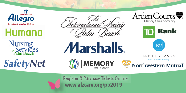 2019 Palm Beach Seasons of Life Luncheon at The Beach Club