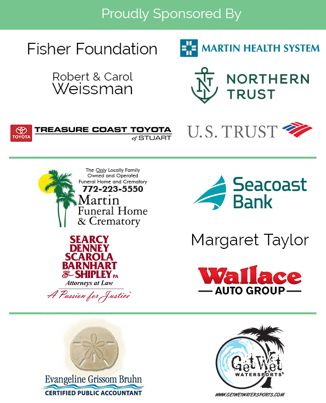 Treasure Coast Seasons of Life Luncheon is Proudly Sponsored by the Following