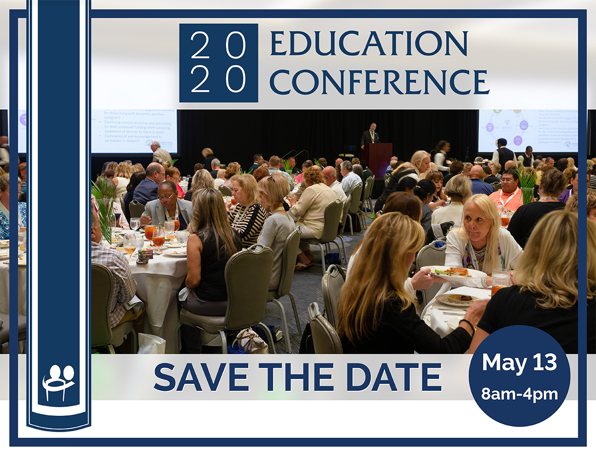 Save The Date - 2020 Education Conference