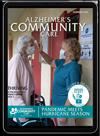 The Alzheimer's Community Care Magazine Digital Edition on an Apple iPad.
