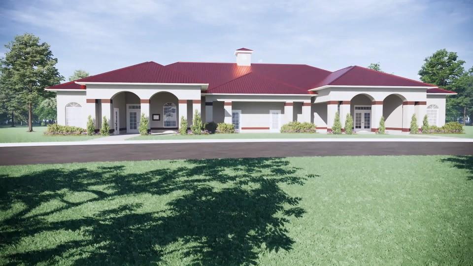 Render of Alzheimer's Community Care's new Day Center