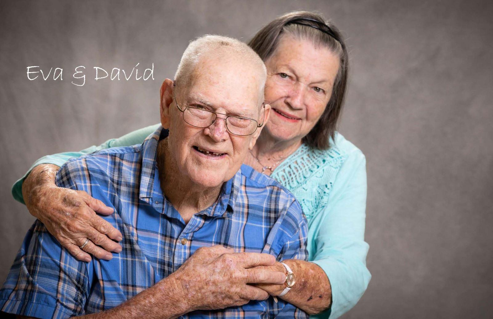 Eva and David
