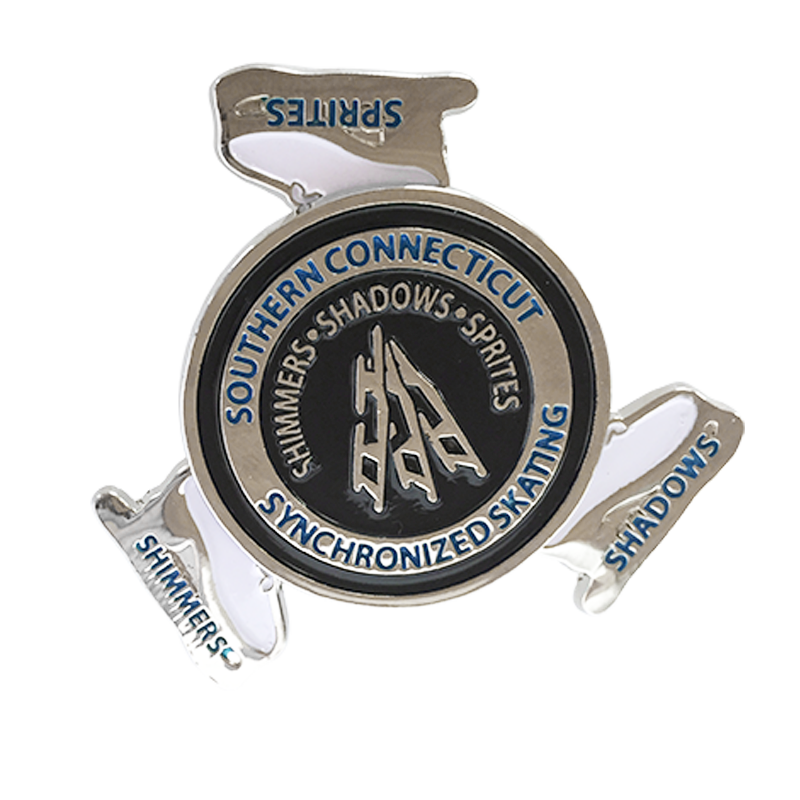 Custom and personalized lapel pins from Ashworth Awards.