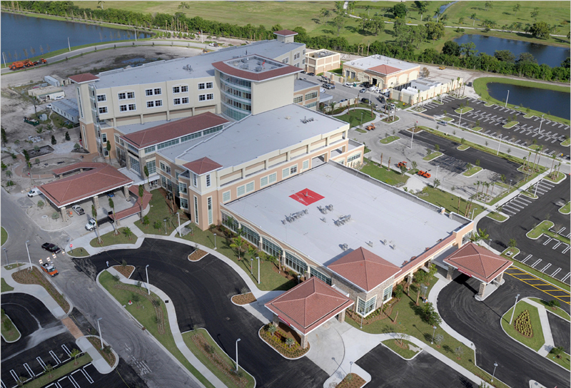Bethesda West Hospital - October 2012