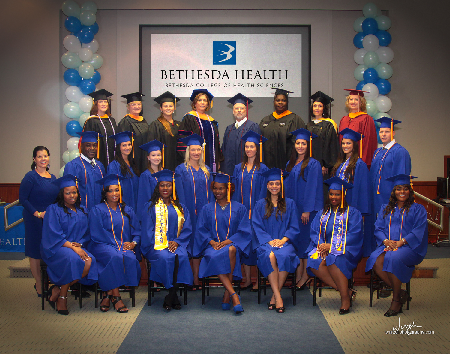 Bethesda College of Health Sciences Celebrates the Graduation of its ...