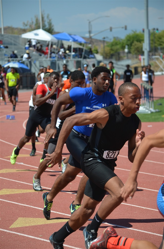 Track & Field   Cal State Games