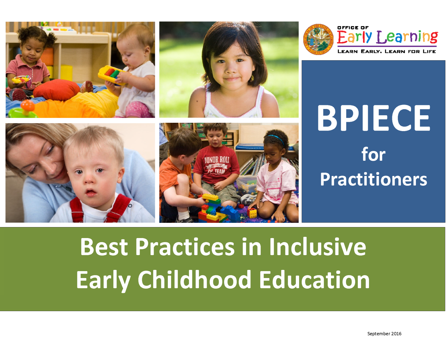 Inclusion Early Intervention Early Learning Coalition Of Palm
