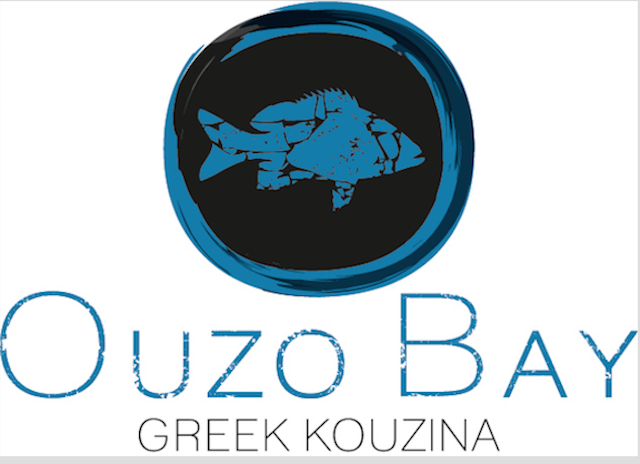ouzo bay logo
