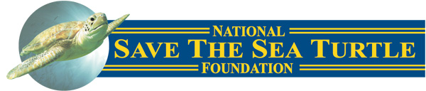 national save the sea turtle foundation logo