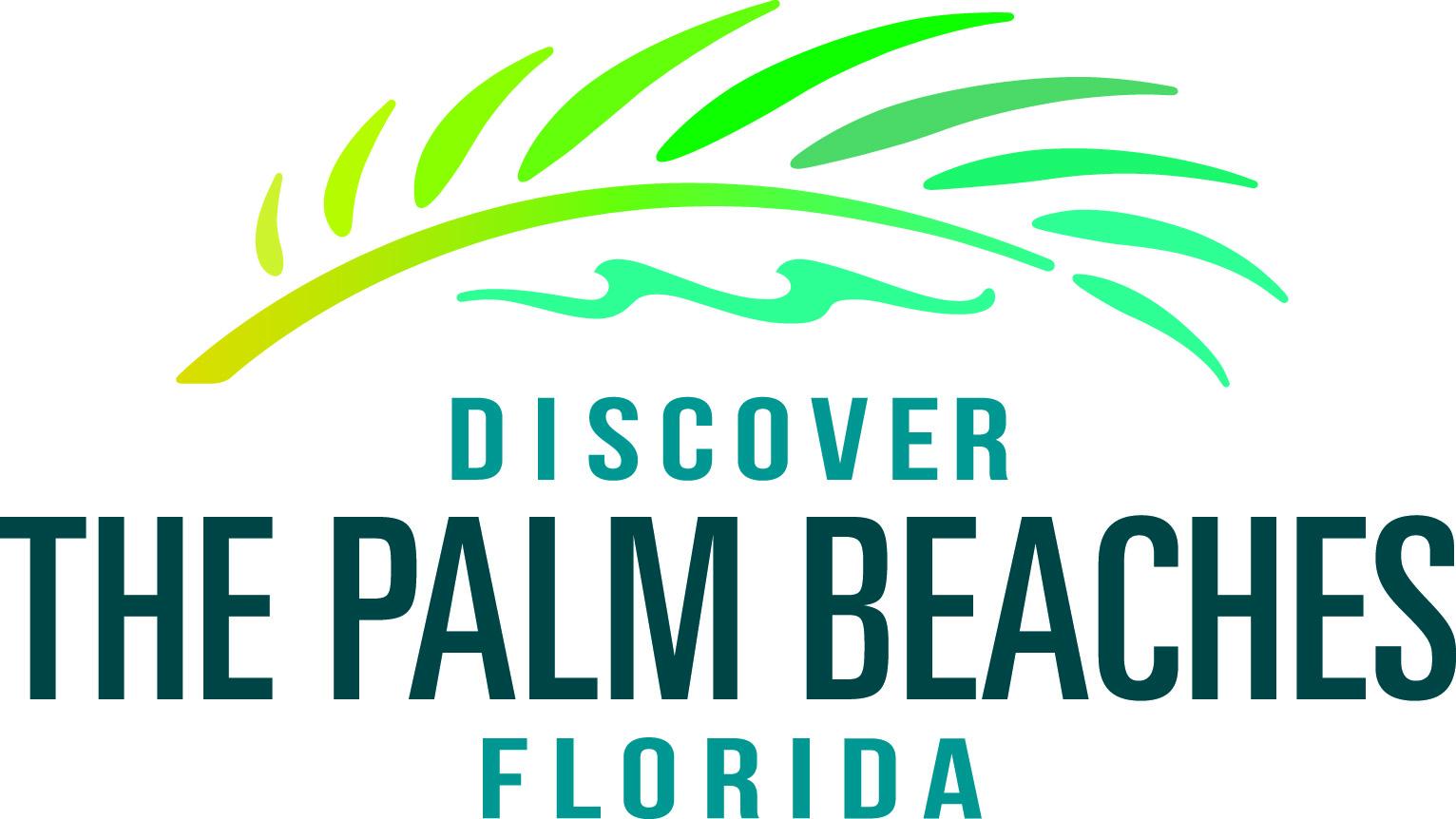 Discover the Palm Beach Florida logo