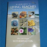 cover of Living Beaches book