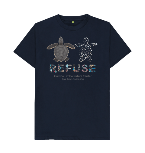 GLNC Refuse Sustainable Tshirt