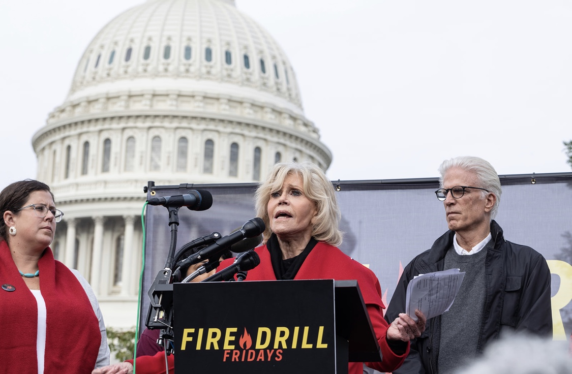 Firedrill Fridays with Jane Fonda and Whitney Crowder