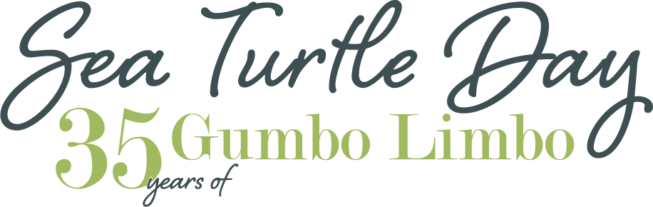 Sea Turtle Day, Celebrating 35 years of Gumbo Limbo