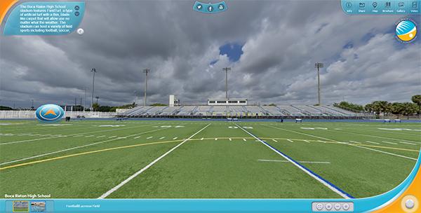 Virtual Tour Palm Beach County Sports Commission