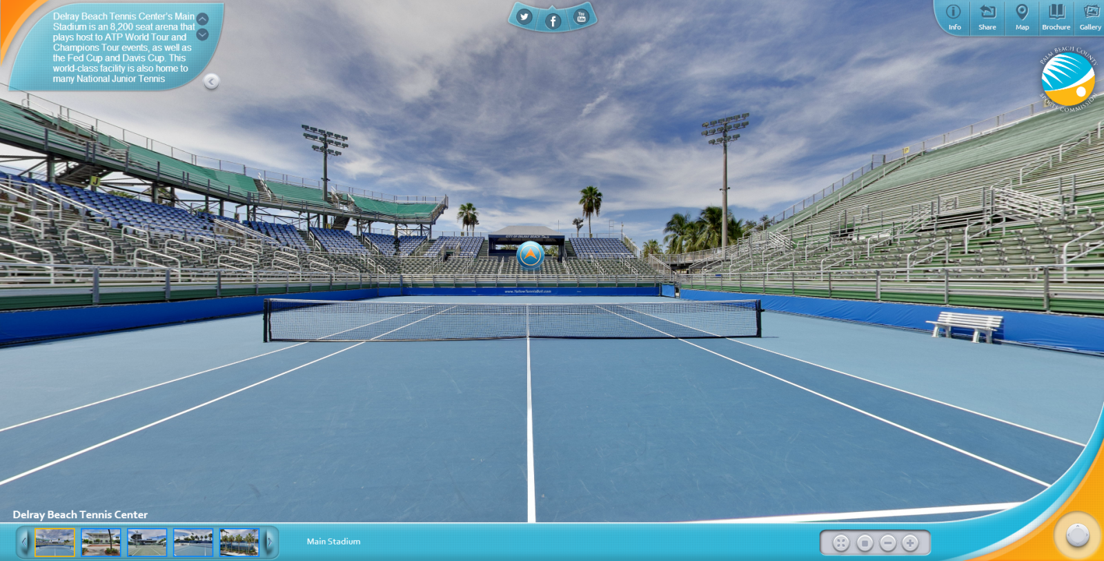 Tennis tournament palm beach gardens fasci garden - Palm beach gardens tennis center ...