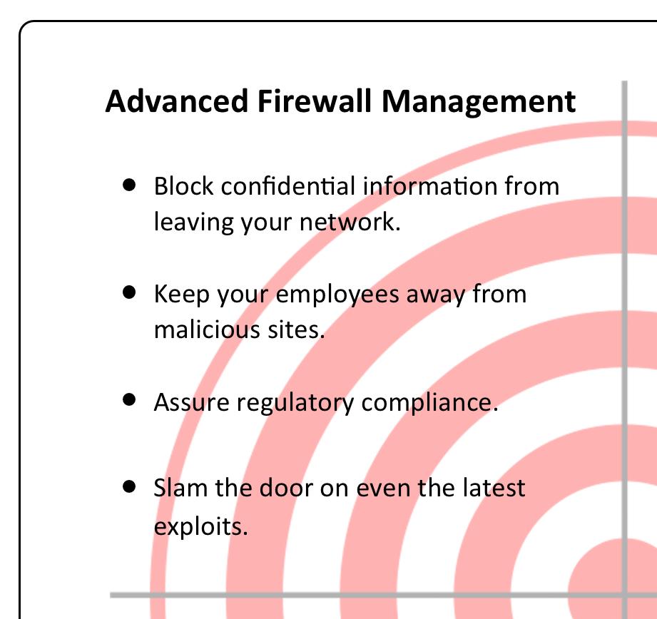 Advanced Firewall Management | SLPowers