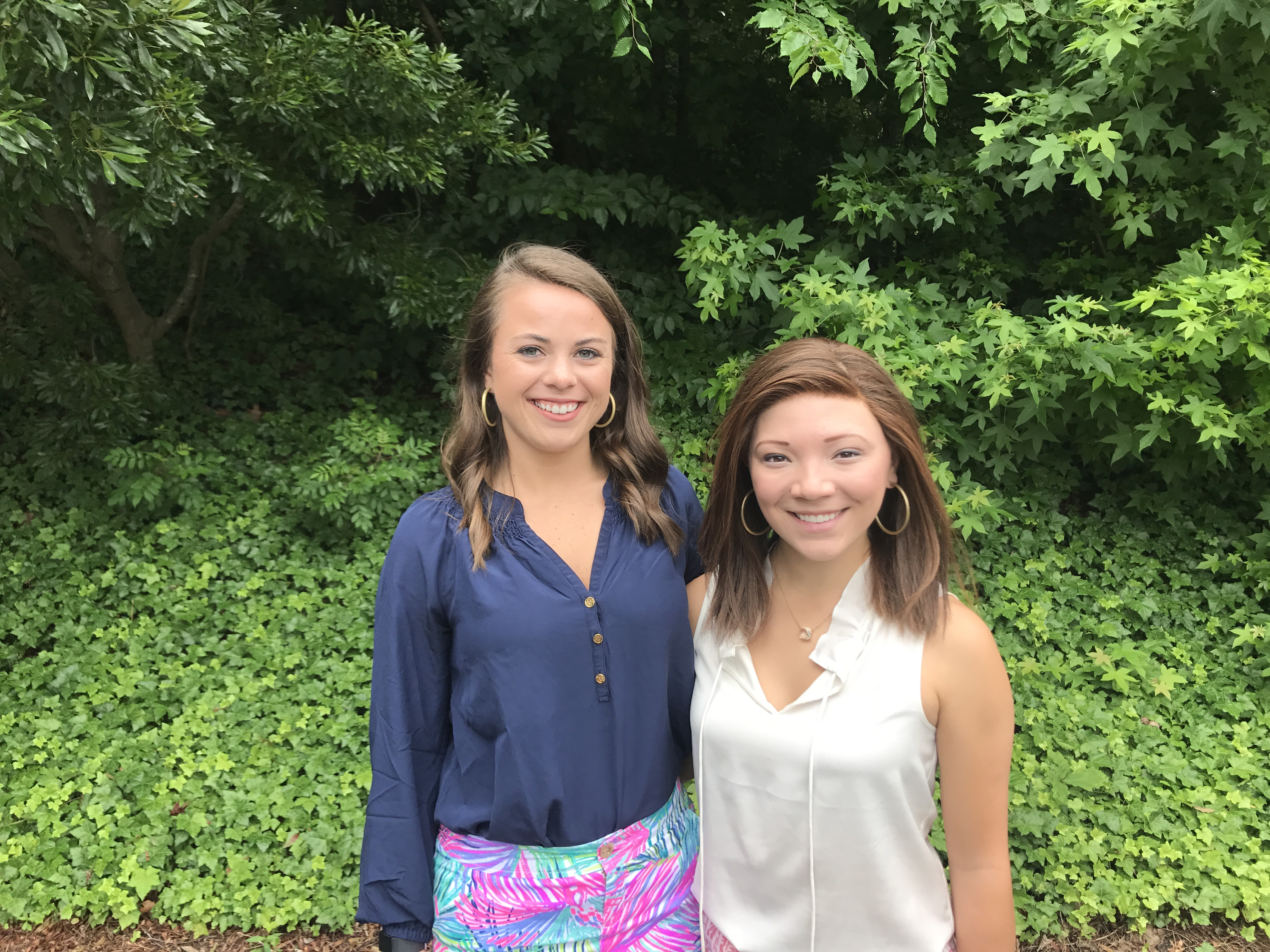 Meet the Summer 2017 Interns - Courtney and Jacqueline