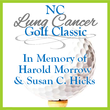 Golf tournament funds battle against lung cancer