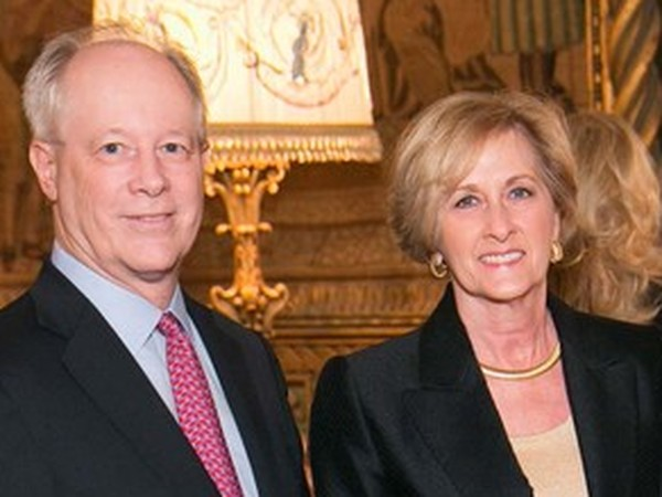 Dr. & Mrs. Thomas Mann James Ballentine and Carole Lembo