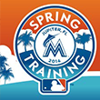 MLB Spring Training: Miami Marlins / St. Louis Cardinals
