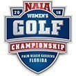 NAIA Women's Golf National Championship Opening Celebration
