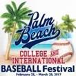 Palm Beach College and International Baseball Festival