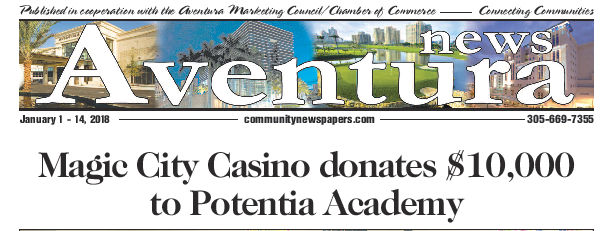 Magic City Donation To Potentia In The News