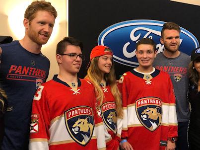 Autism Awareness Night with the Florida Panthers