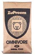 ZuPreem® Omnivore Diet Dry