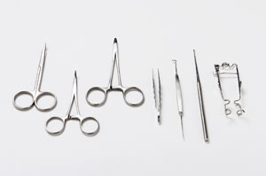 VSP Surgical Instrument Kit